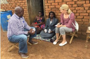 RACOBAO-samarbete i Uganda