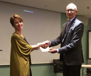2015 års Nippestipendiat: Elin Lindström