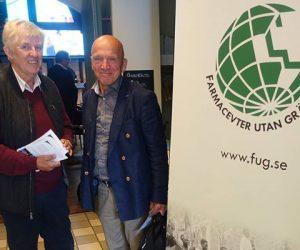 Premiär för FuG i Almedalen