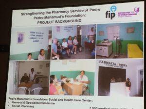 Spanska PSF:s projekt i Dominikanska republiken.