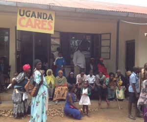 Nu startar vårt nya projekt i Uganda!