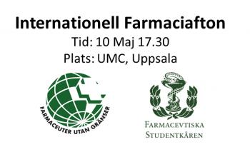 Inbjudan till årets Internationella Farmaciafton