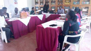 OCE och ANSP+ möts för att diskutera projektet