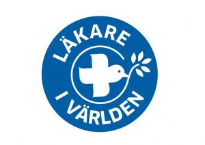 Läkare i Världen logo