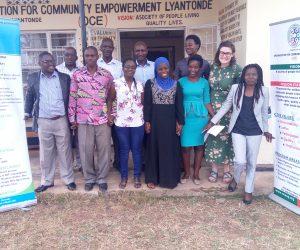 Gemensam workshop mellan OCE och ANSP+ i Lyantonde