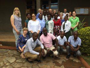 RACOBAO och OCE samarbete i Uganda