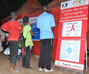 Månskenstestning av Hiv i Rwanda