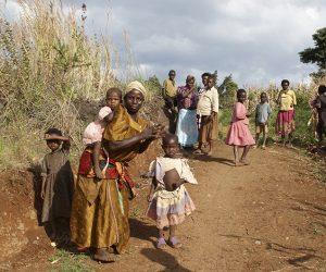 Globala farmaceuter mot hiv i Afrika