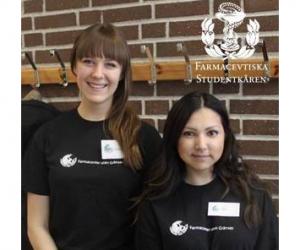 FUG väckte intresse bland studenter på Pharmada