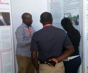 FuG presenterar resultat på stor AIDS-kongress