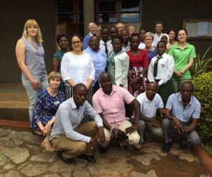 Lyckad studieresa till Uganda och Rwanda